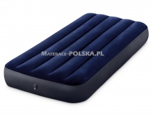 Materac dmuchany jednoosobowy Cot Size 191 x 76 x 25 cm INTEX 64756